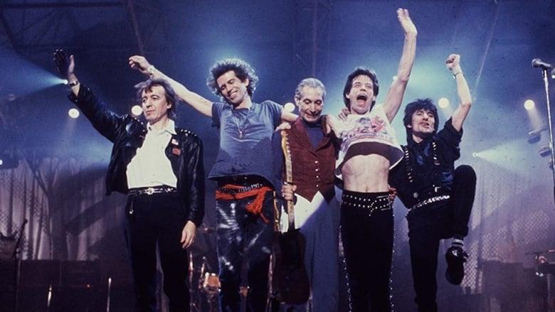 The Rolling Stones – Steel Wheels Live