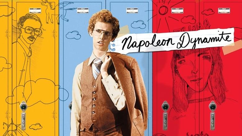 Napoleon Dynamite banner backdrop