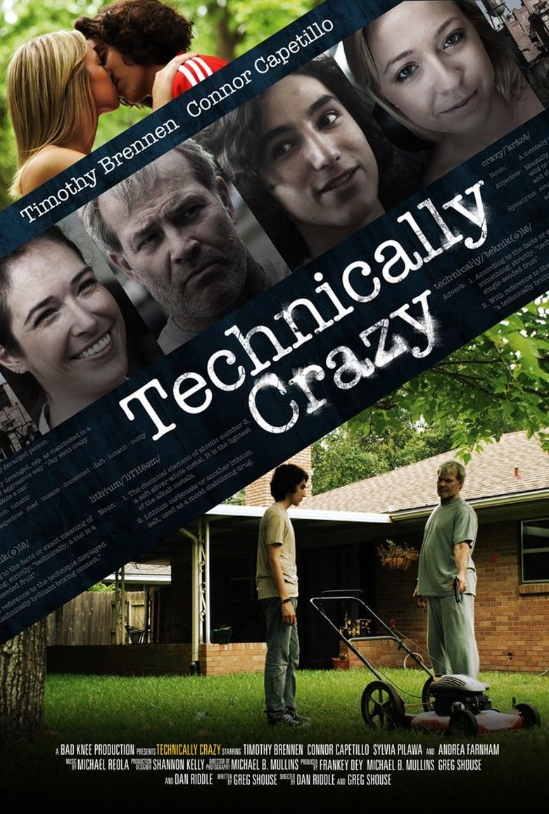 Εξώφυλλο του Technically Crazy