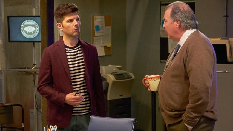 Ghosted: 1×12