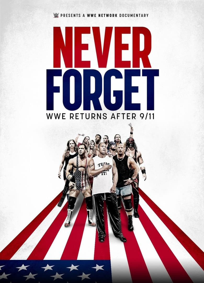 Never Forget: WWE Returns After 9/11 (2021)