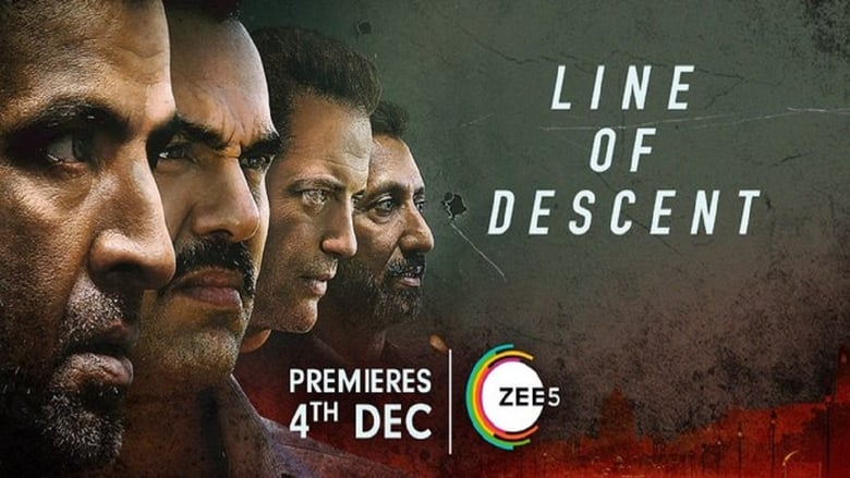 Line of Descent (2019) Full Movie Hindi 720p HDRip Download