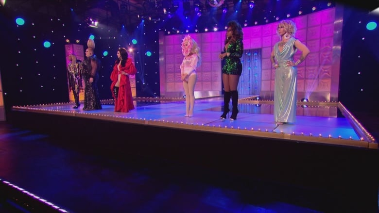 RuPaul: Carrera de drags: 10×10
