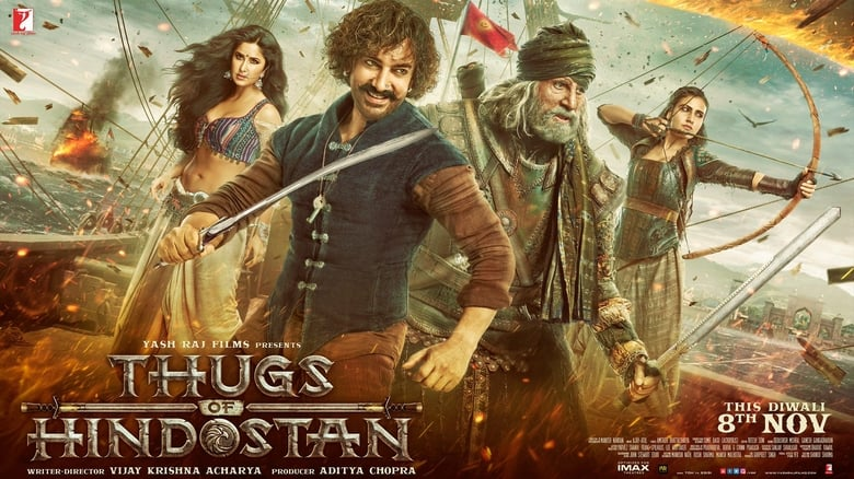 Guarda Film Thugs of Hindostan Gratis