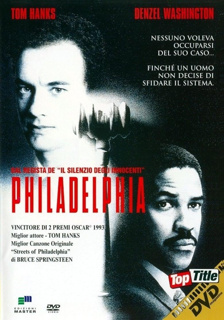 Philadelphia movie characters