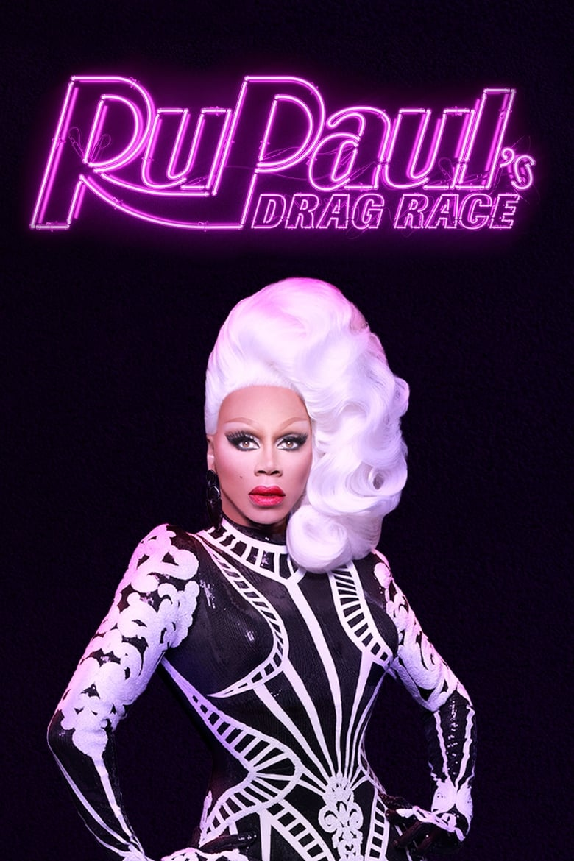 Εξώφυλλο του RuPaul's Drag Race