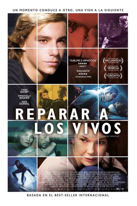 Reparar a los vivos (2016) OnLine D.D