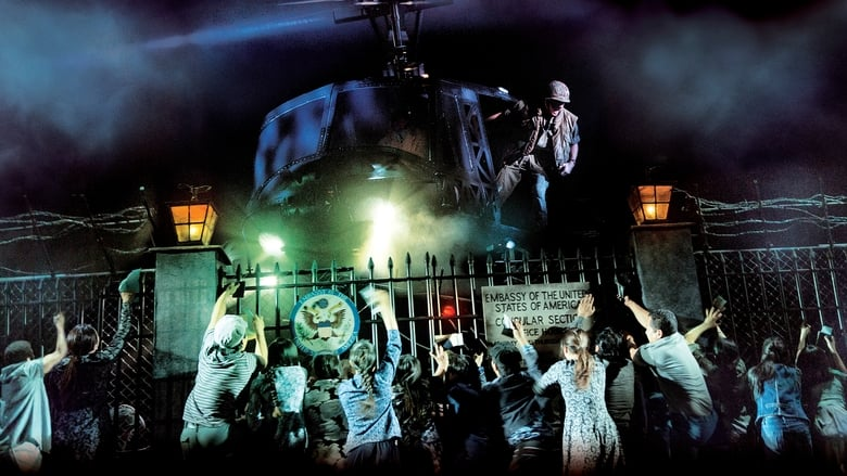 Miss Saigon: 25th Anniversary by Claude-Michel Schönberg and Alain Boublil