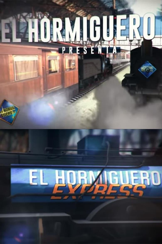 Asesinato en el Hormiguero Express (2018)