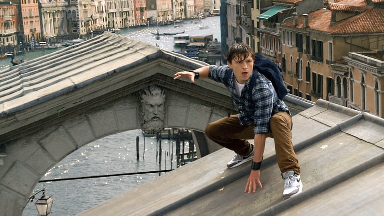 Spider-man Far From Home Leaked Footage