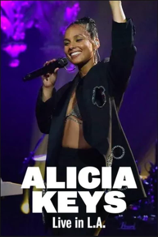 Alicia Keys – Live in L.A.