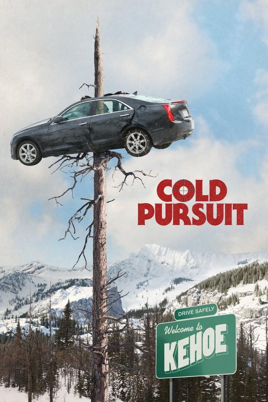 Cold Pursuit - poster
