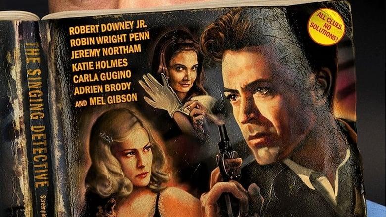 Ver cartel pelicula El detective cantante online