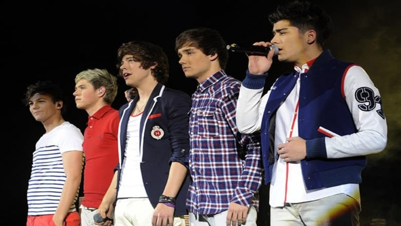 Watch One Direction: Up All Night - The Live Tour Putlocker Movies
