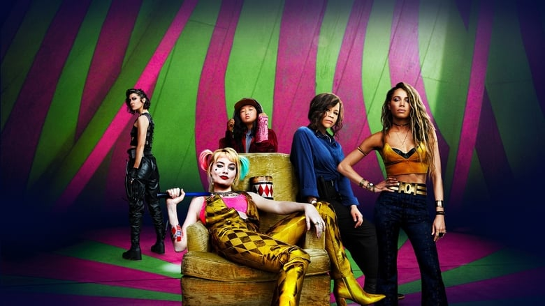 Watch Birds of Prey (and the Fantabulous Emancipation of One Harley Quinn) Putlocker Movies