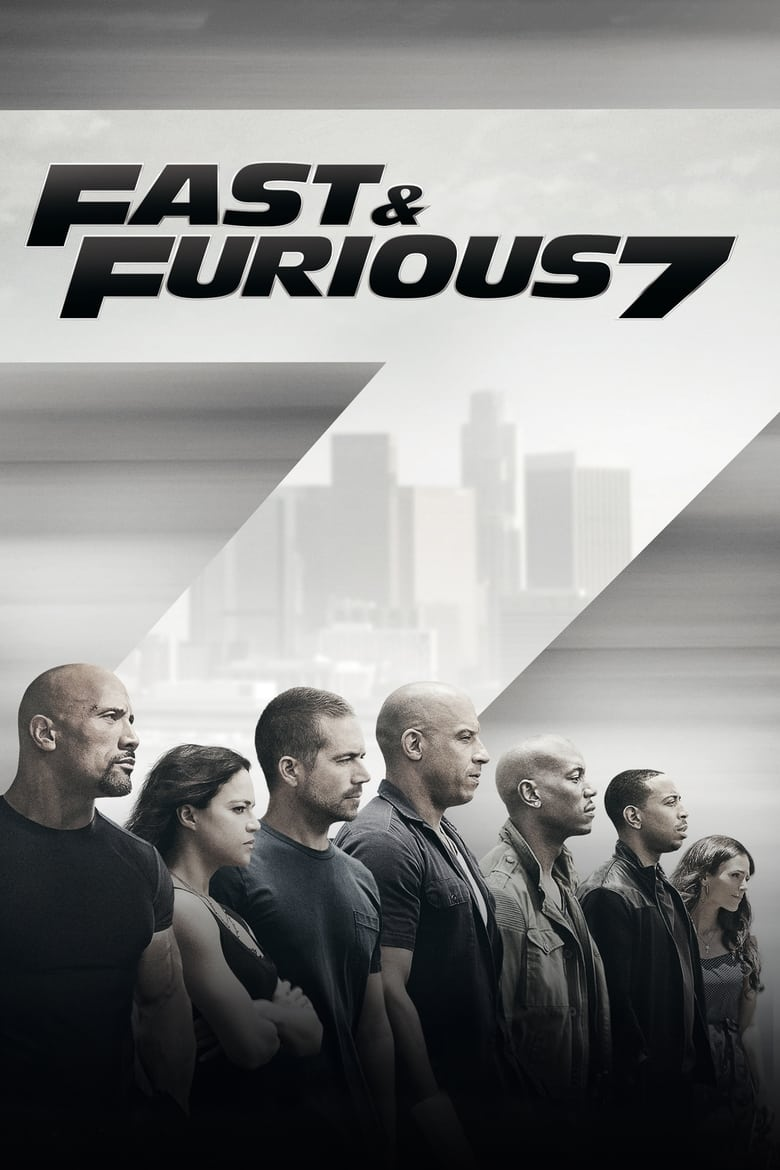 Fast & Furious 7 - Action / 2015 / ab 12 Jahre