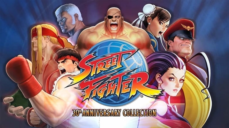 Street+Fighter+II+V