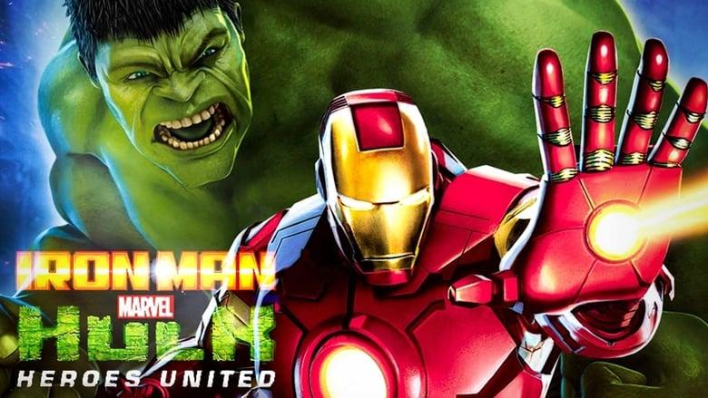 Voir Iron Man & Hulk: Heroes United streaming complet et gratuit sur streamizseries - Films streaming