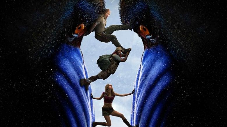 кадр из фильма Джуманджи: Новый уровень