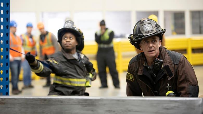 Chicago Fire: Heróis Contra o Fogo: 8×19
