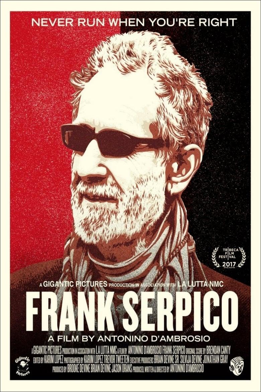 Εξώφυλλο του Frank Serpico