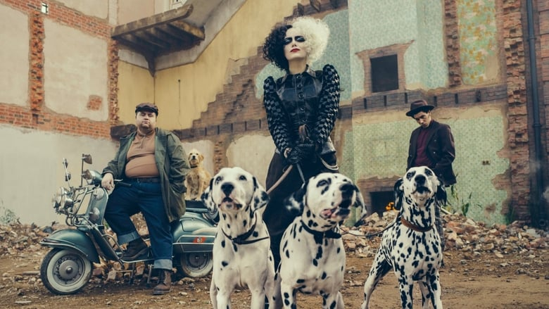 Cruella (2021) Movie Dual Audio [Hindi-Eng] 1080p 720p Torrent Download