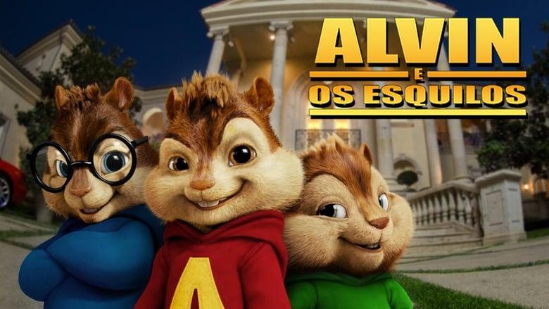 Alvin et les Chipmunks 1 (2007)