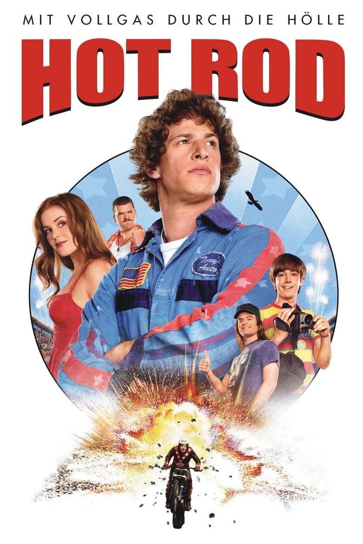 Hot Rod - Mit Vollgas durch die Hölle - Komödie / 2008 / ab 12 Jahre