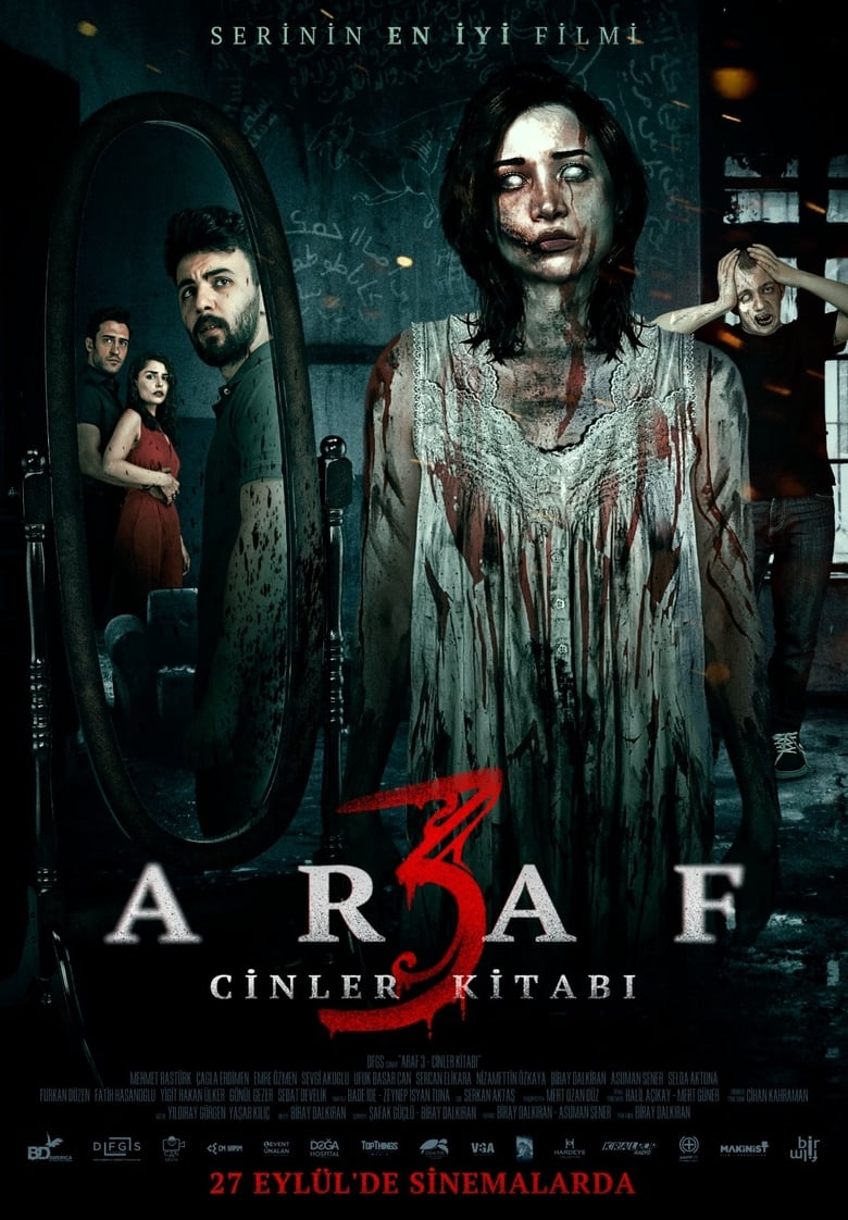 Araf 3: Cinler Kitabi Hindi Dubbed Full Movie Watch Online HD Print Free Download 2019