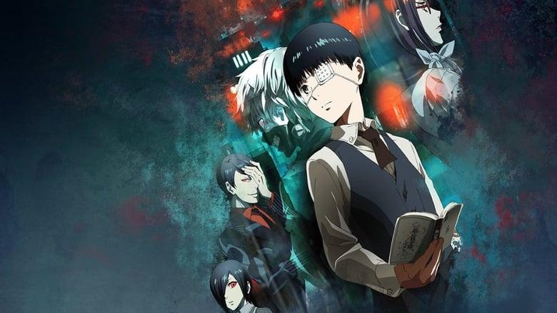 مشاهدة مسلسل Tokyo Ghoul مترجم أون لاين بجودة عالية