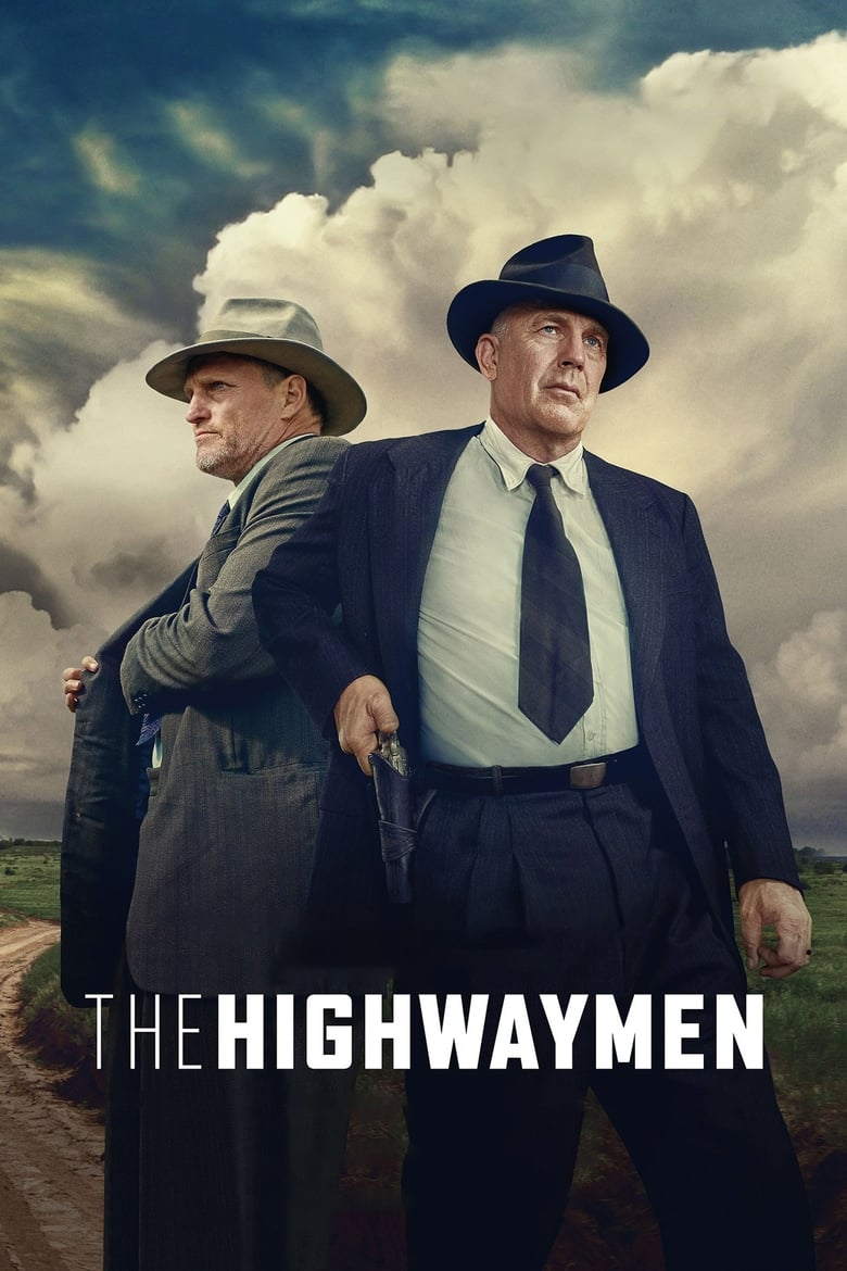 The Highwaymen - poster