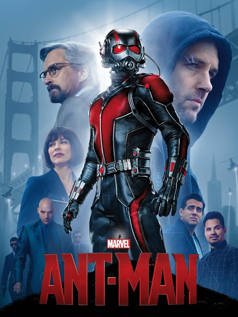 Ant-Man - Science Fiction / 2015 / ab 12 Jahre