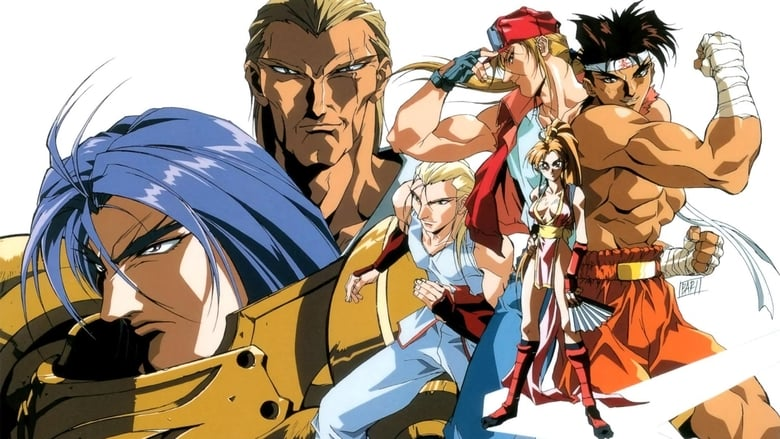 Fatal Fury The Motion Picture 1994 The Movie Database Tmdb