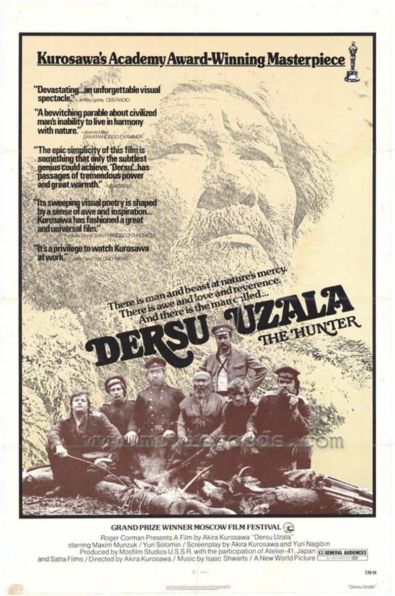 Dersu Uzala - poster