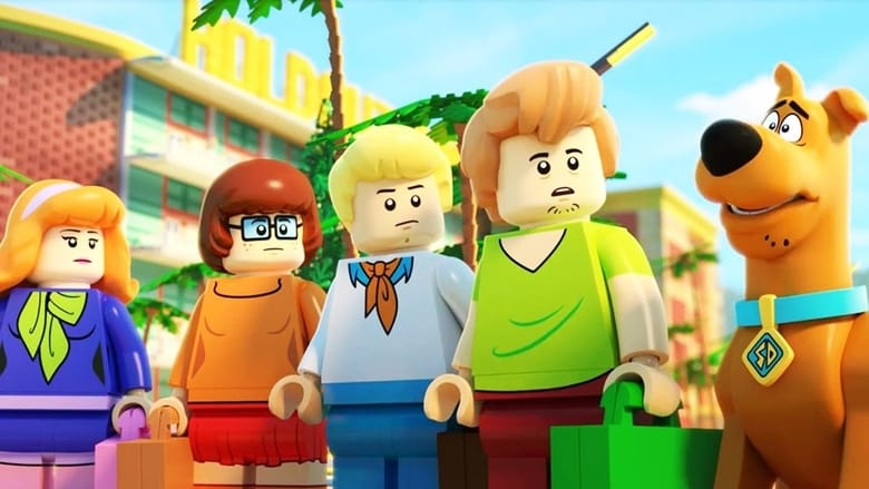 Imagem do Filme Lego Scooby-Doo! Blowout Beach Bash