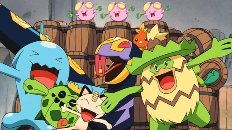 Pokemon Gotta Dance (Eng-dubbed)