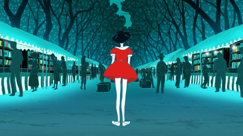 Still from Night Is Short, Walk on Girl