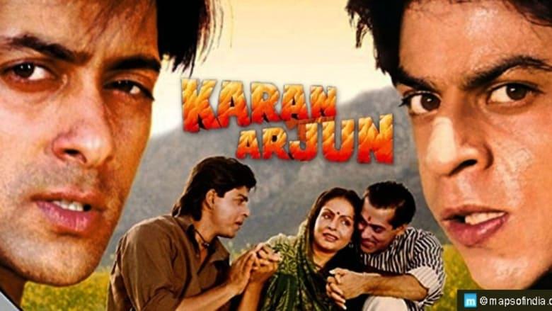 Karan+Arjun