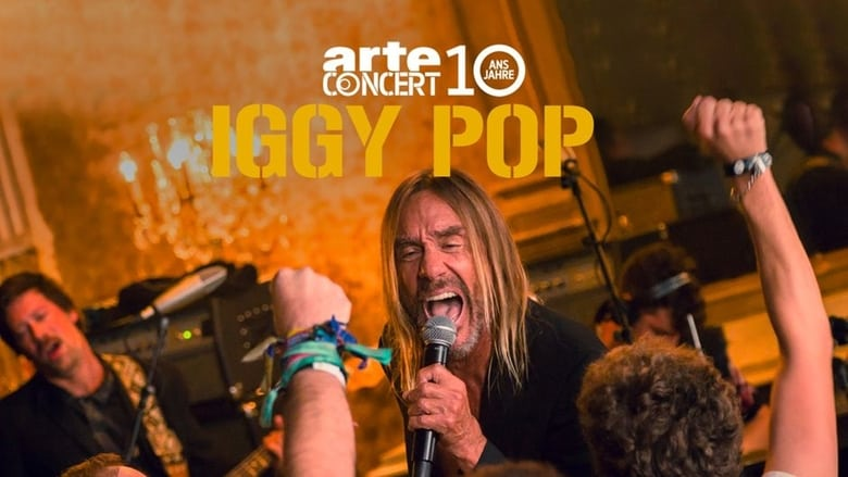 Guarda Il Film Iggy Pop - Live in Paris In Italiano