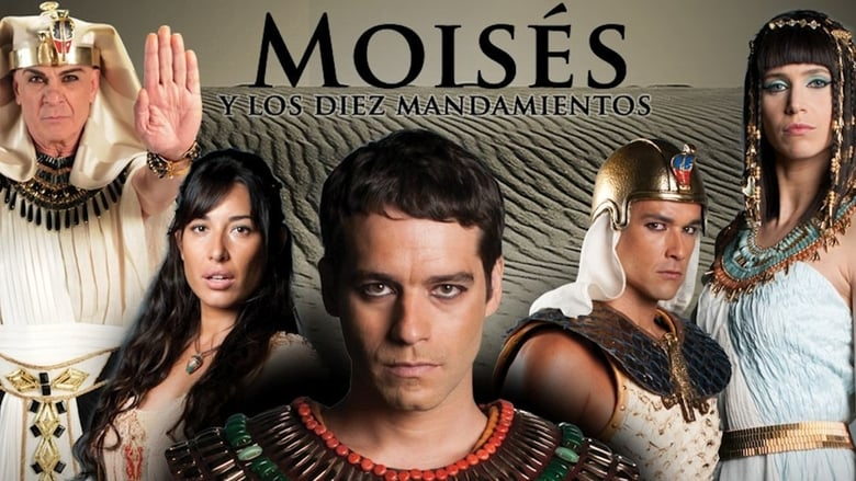 watch series moses and the ten commandments online for