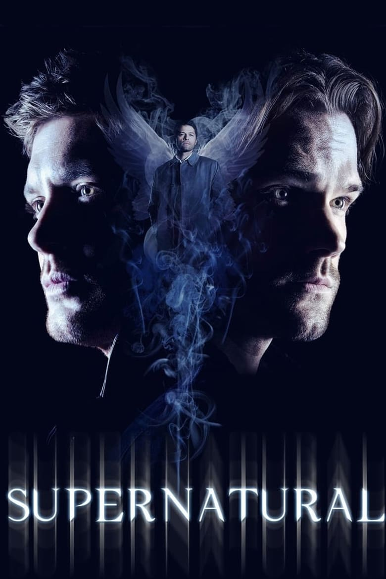 Poster for Serial Supernatural