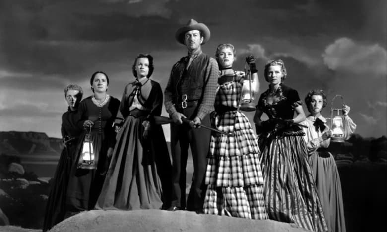 Regarder Film Westward the Women Gratuit en français