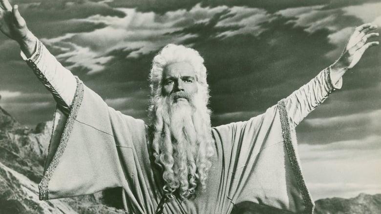 кадр из фильма Десять заповедей