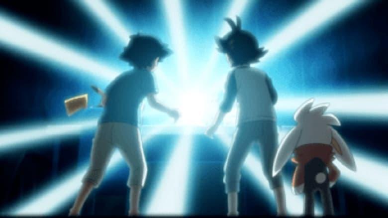 Reach Your Mark, Aura! Satoshi and the Mysterious Egg!