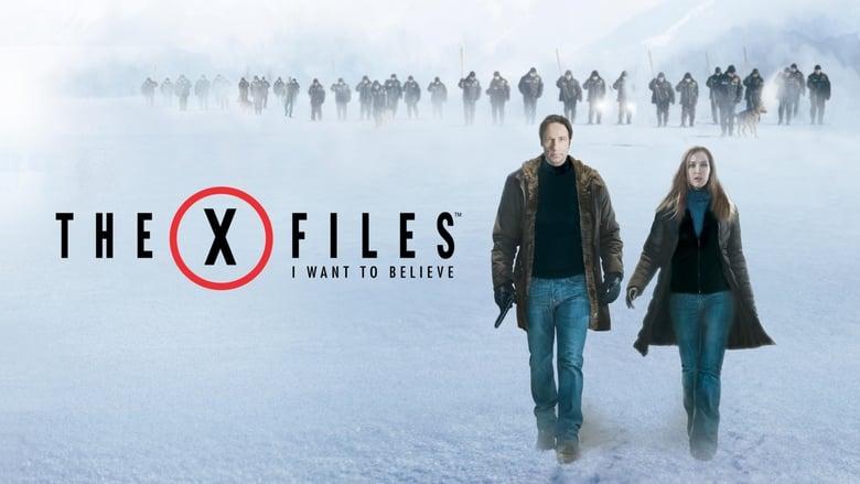 Arquivo X – Eu Quero Acreditar Torrent (2008)