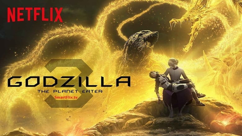 Watch Godzilla: The Planet Eater 2018 HD Movie