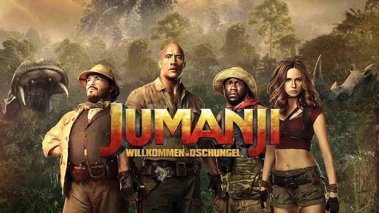 Jumanji: Willkommen Im Dschungel Stream