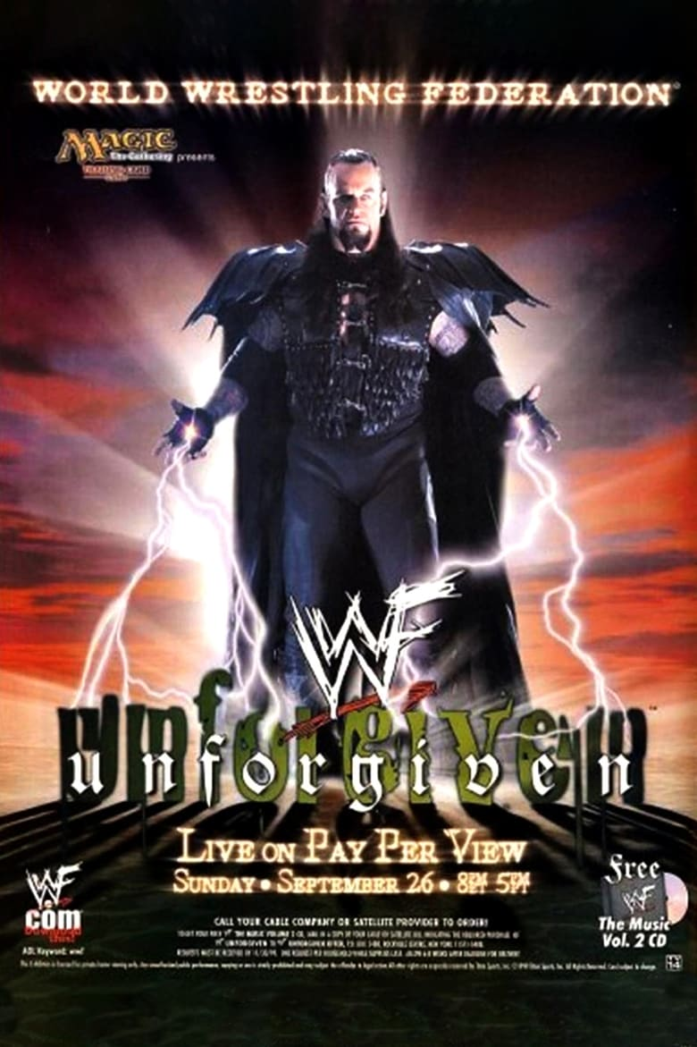 WWE Unforgiven 1999 (1999)