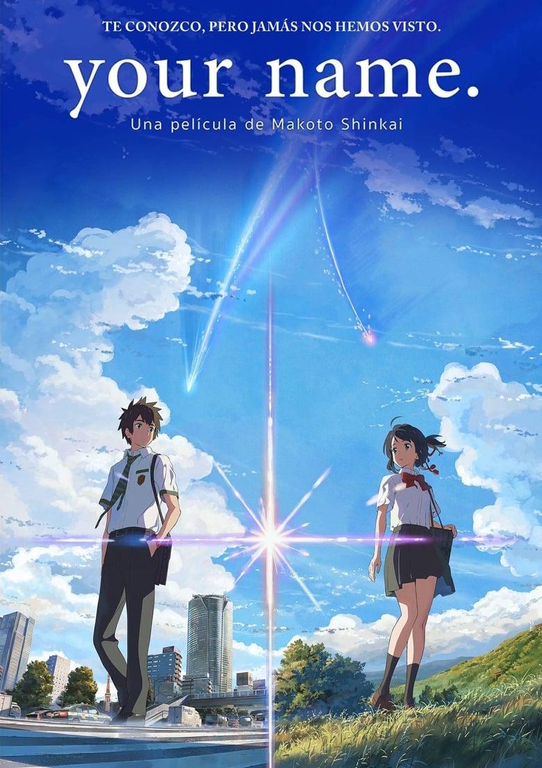Your Name (2016) Anime
