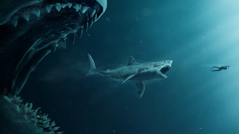 The Meg (2018) HD